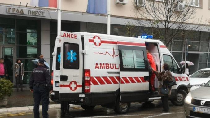 Pirot: Uhapšen nakon što je nožem povredio dva prolaznika 4