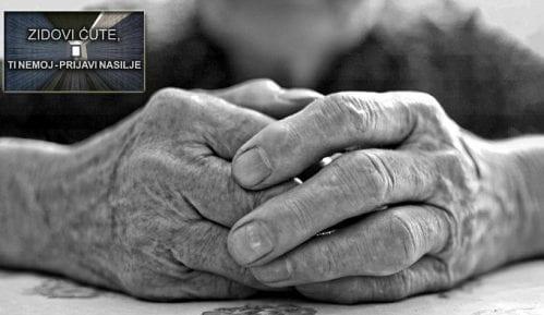 Svaka peta starija osoba žrtva porodičnog nasilja 15