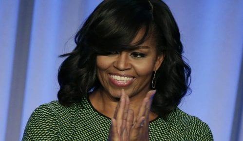 Mišel Obama žena kojoj se najviše dive Amerikanci 6