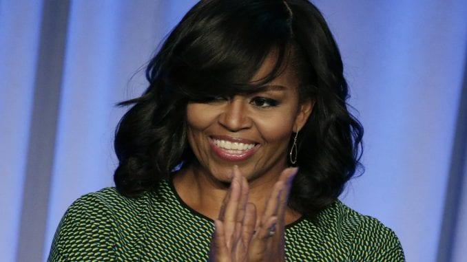 Mišel Obama kaže pati od lake depresije zbog izolacije, rasnih nereda, Trampa 1