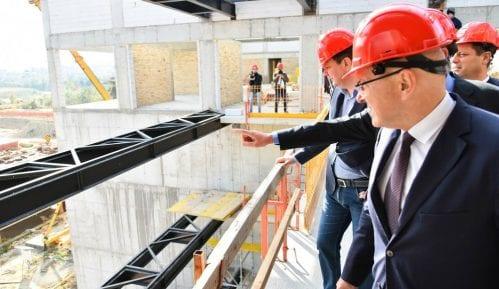 Mirović i Vukosavljević: Signal iz nove zgrade RTV-a na jesen 2019. godine 6