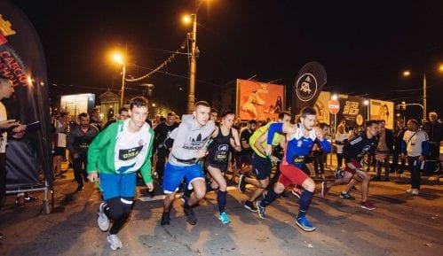 "Održana prva ""Belgrade Night Mile"" trka 14"