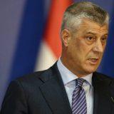Tači: Zaprepašćen sam uvredljivim izjavama zvaničnika u Beogradu o Račku 10