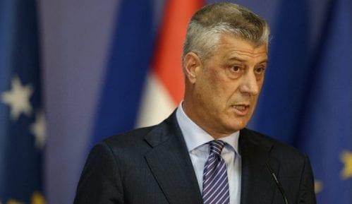 Tači: Zaprepašćen sam uvredljivim izjavama zvaničnika u Beogradu o Račku 8