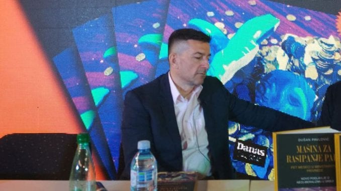 Pavlović: Dačić kao premijer nije se pitao ni za šta, kao ni premijerka Brnabić 1