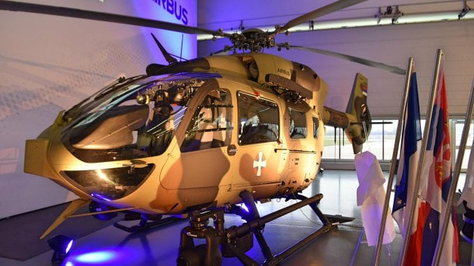 Helikopteri danas i sutra vežbaju poletanje i sletanje na helidrom VMA 1