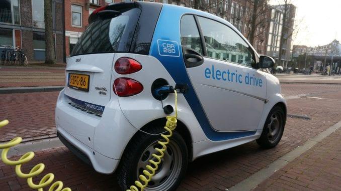 Za vozila na električni pogon i hibride u 2020. godini do 120 miliona dinara 1