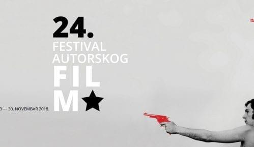 Otvoren 24. Festival autorskog filma 8