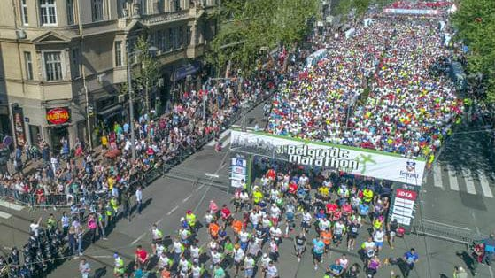 Virtuelni 33. Beogradski maraton u nedelju u Kini 2