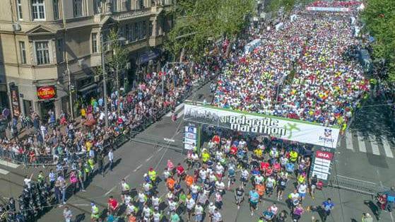 """Beogradski maraton postao član """"World Marathon Majors"""" serije 1"""