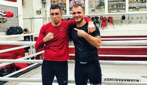 Najbolji bokser Srbije Marko Nikolić 7