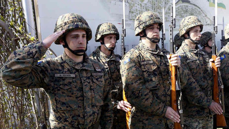 BiH: Šatorski karantini na granici 1