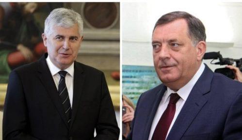 Dodik i Čović: Krajnje vreme da se formira novi Savet ministara BiH 12