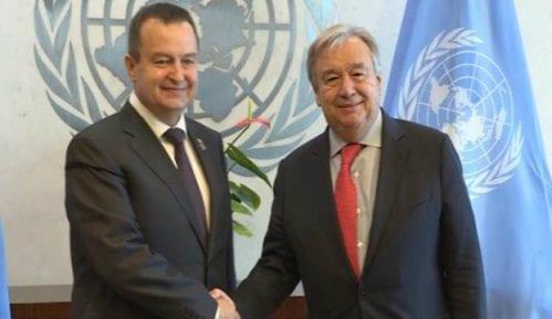 Dačić: Važno je da se tema Kosova zadrži u fokusu UN 14