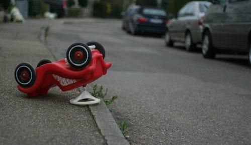 U saobraćajnim nesrećama u Srbiji za pet godina poginulo 2.867 osoba 2