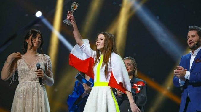 """Pobeda Poljske na """"Dečjoj pesmi Evrovizije"""" 5"""