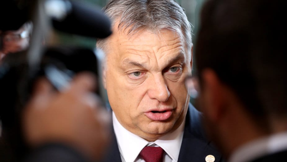 Evropska desnica pokrenula proceduru isključenja Orbana i njegove partije 1