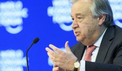 Gutereš smatra da je svet daleko od postizanja cilja u borbi protiv globalnog zagrevanja 12