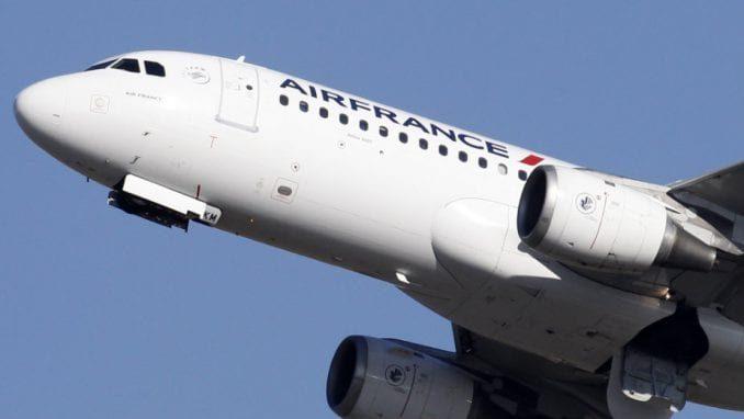 Er Frans: Rusija odobrila novu rutu za let od Pariza do Moskve 1