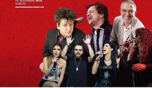 Muzički rok festival na Novom Beogradu 2