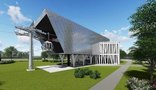 Vesić: Za gondolu na Kalemegdanu u budžetu izdvojeno 420 miliona dinara 1