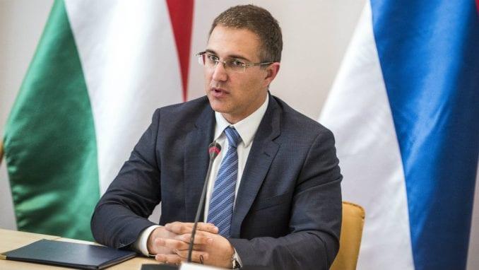 Megatrend: Stefanović zakonito završio studije 1