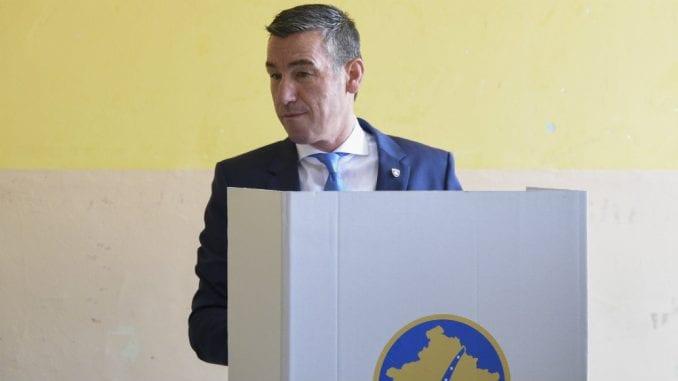 I Samoopredeljenje odbilo Pakt protiv korupcije predsednika DPK-a Kadrija Veseljia 1