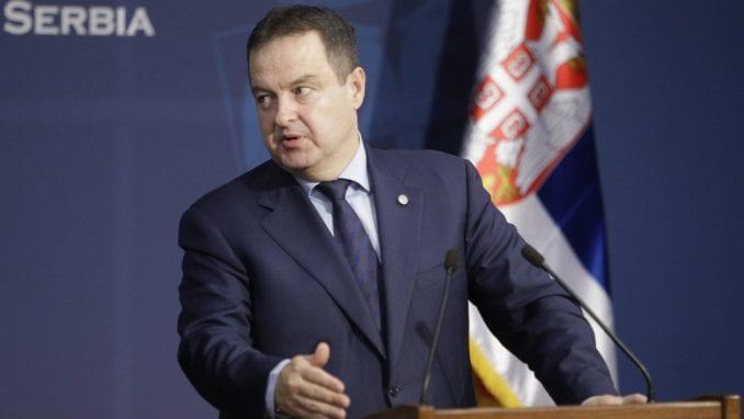 Dačić: Srbija spremna na dijalog, Priština nije 1