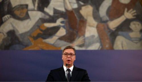 Vučić: Kosovske trupe krenule ka severu Kosova 12