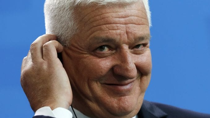 Marković otkazao učešće na Svetskom ekonomskom forumu u Davosu 1