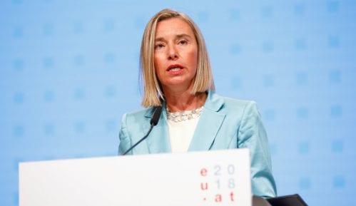 Mogerini kopredsedavajuća Visokog panela UN za pitanje interno raseljenih 2