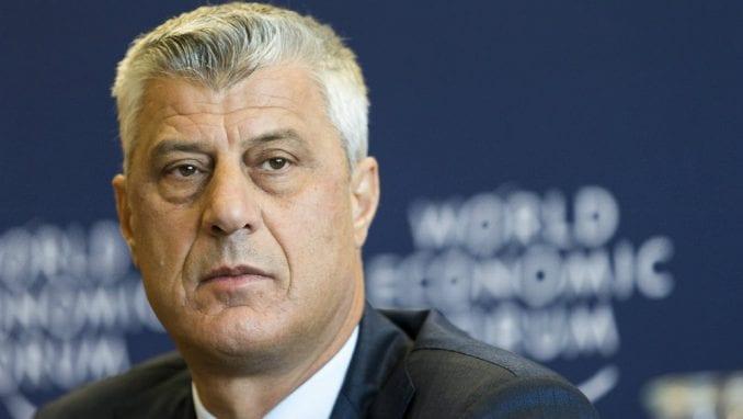 Tači: Granica između Kosova i Albanije mora da bude uklonjena 4