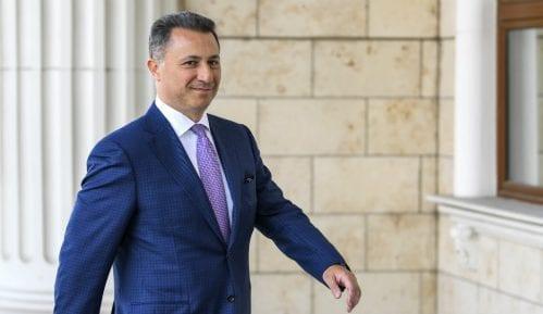 Gruevski: Postoje pokušaji da se Srbija uplete u moj odlazak iz Makedonije 14