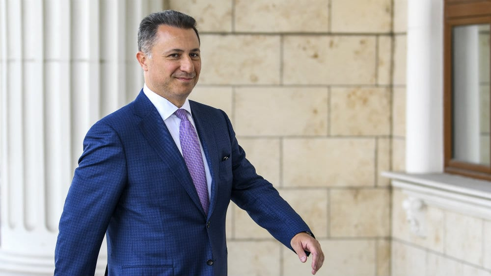 Gruevski registrovao firmu za konsalting i prodaju posuđa u Mađarskoj 1