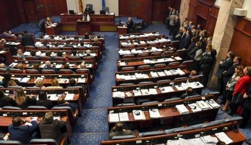 Parlament Makedonije pred usvajanjem ustavnih amandmana 15