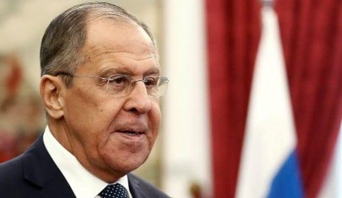 Lavrov: Francuska nije pozvala zvaničnu rusku delegaciju u Normandiju 14