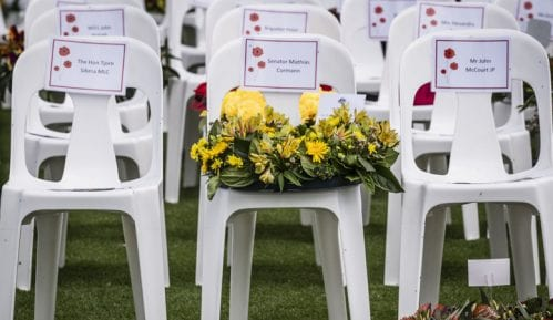 Komemoracije širom sveta u znak sećanja na Dan primirja (FOTO) 7