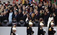 Makron: Evropa se umalo samouništila upaklu koji je progutao vojnike (FOTO) 3