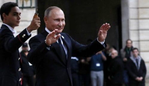 Putin inaugirisao novu podmornicu koja može da nosi bojeve glave 6