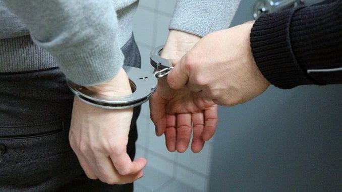 MUP: Uhapšen zbog izazivanja panike 1