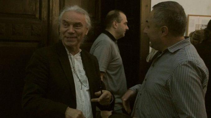 """Otvorena izložba """"Devedesete"""" Imre Saba 2"""