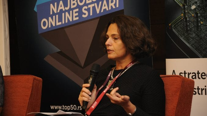 Ambasadorka Izraela: Iza sajber napada ne stoje samo pojedinci 1