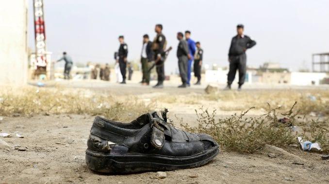 Dve žrtve napada u Avganistanu 1