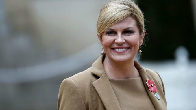 Predsednica Hrvatske čestitala Božić 1