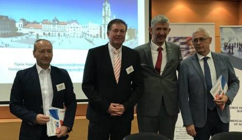 Potpisan memorandum o saradnji pirotske sa Srpsko-grčkom privrednom komorom 9