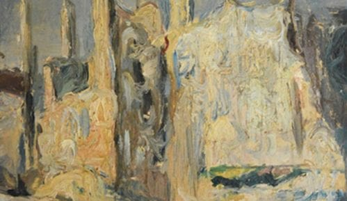Slika Petra Omčikusa poklonjena Narodnom muzeju 7