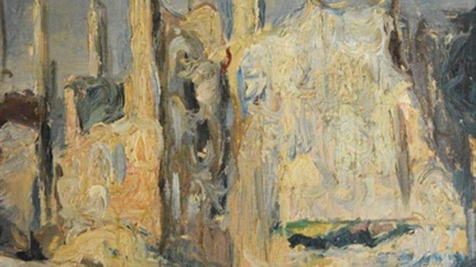 Slika Petra Omčikusa poklonjena Narodnom muzeju 1