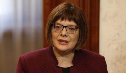 Gojković: Sve institucije treba da pojačaju aktivnosti na suzbijanju nasilja 7