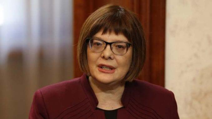 Gojković: Sve institucije treba da pojačaju aktivnosti na suzbijanju nasilja 1
