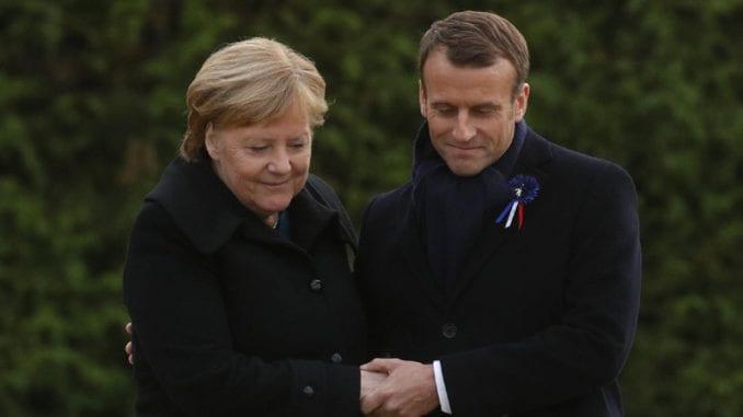 Francusko-nemački raskid je na pomolu 1